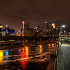 Minneapolis from the Stone Arch