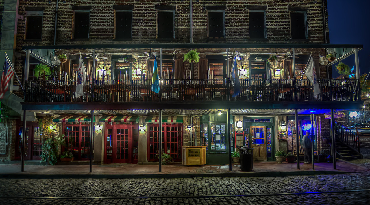 In Savannah